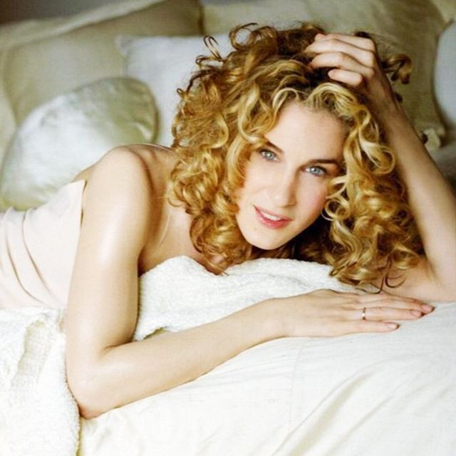 Did Carrie Bradshaw Invent the Naked Dress?