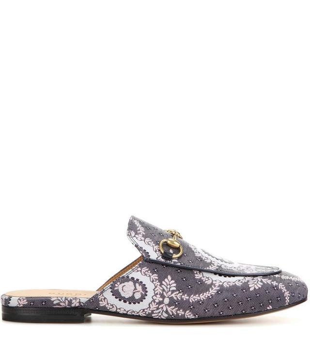 Gucci Princeton Jacquard Loafers