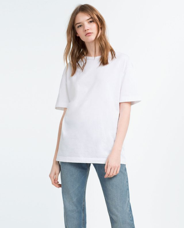 Zara Flowing Unisex T-Shirt