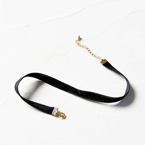 Claire Velvet Choker Necklace