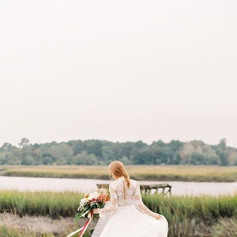 13 Essential Wedding Dress Photos (That Aren't Played Out)