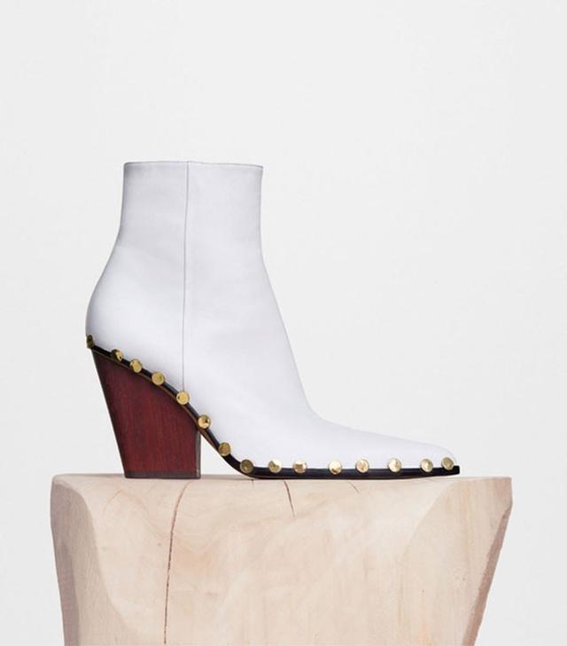 Céline Rodeo Ankle Boots