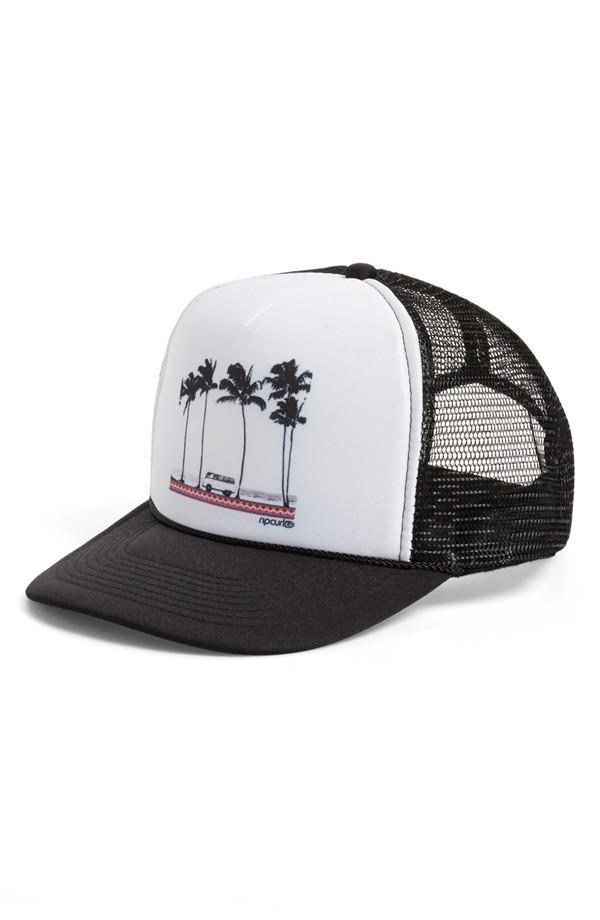 Trucker Hat Born Traveler