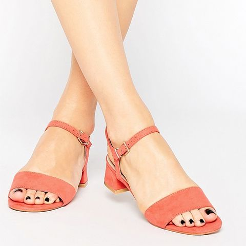 Fearne Two Part Sandals