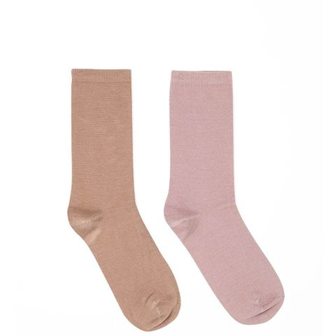 Two Pairs of Cotton Socks