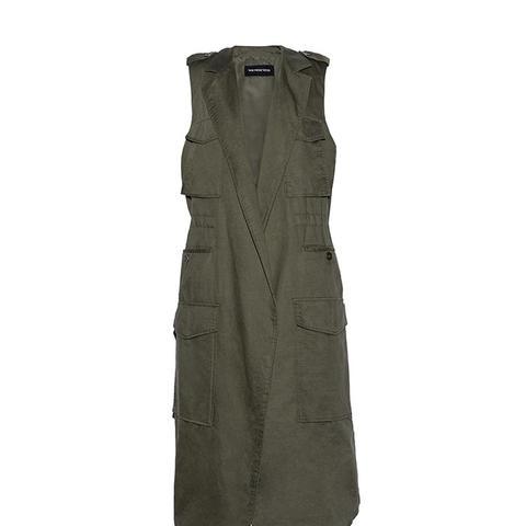 Women's Trench Vest