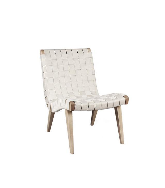 France & Søn Risom Lounge Chair