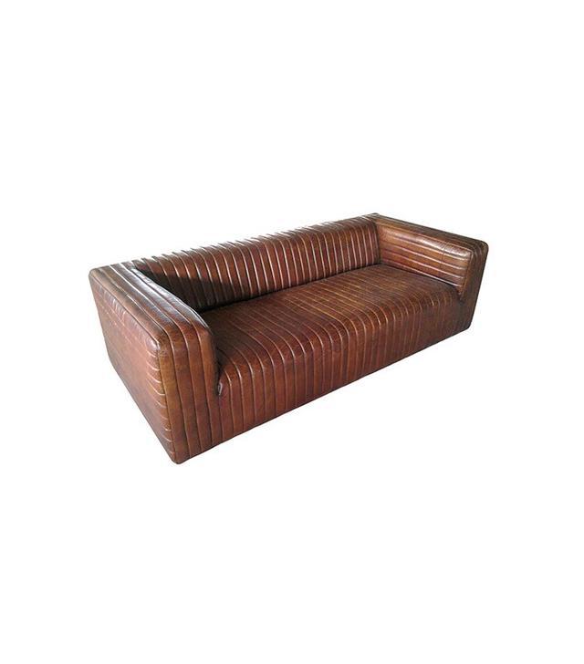 Dot & Bo Claude Leather Sofa