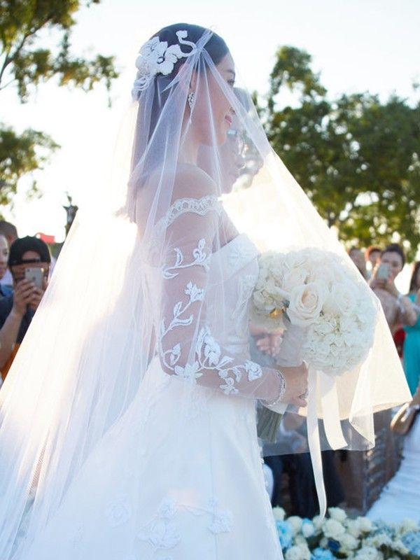 Here 39 s how much you should actually spend on a wedding for How much to spend on wedding dress