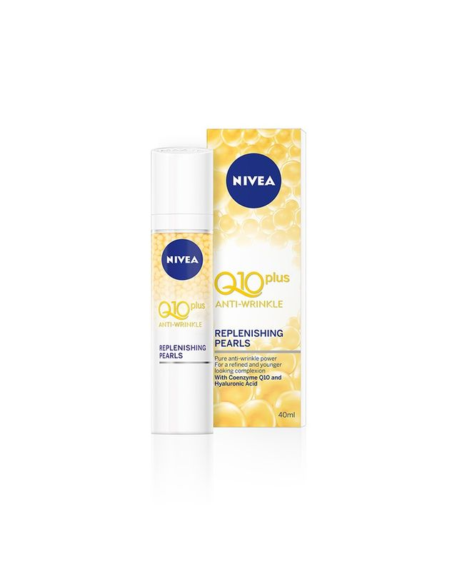 Nivea Q10 Plus Anti-Wrinkle Replenishing Pearls