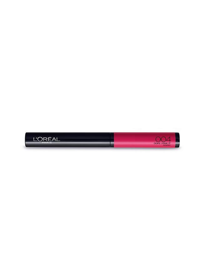 L'Oreal Paris Infallible Matte FX Lip Colours