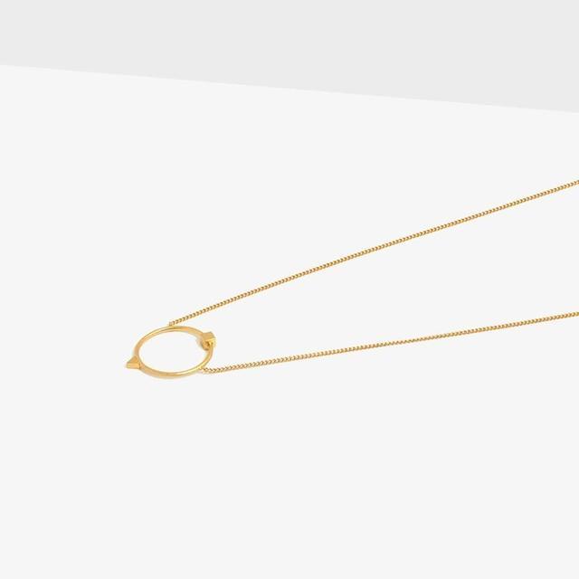 Madewell Arrowstar Necklace