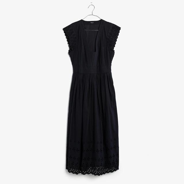 Madewell Eyelet Nightbreeze Dress