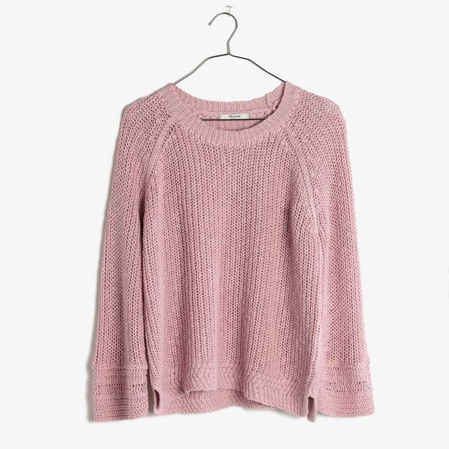 Madewell Archway Pullover Sweater