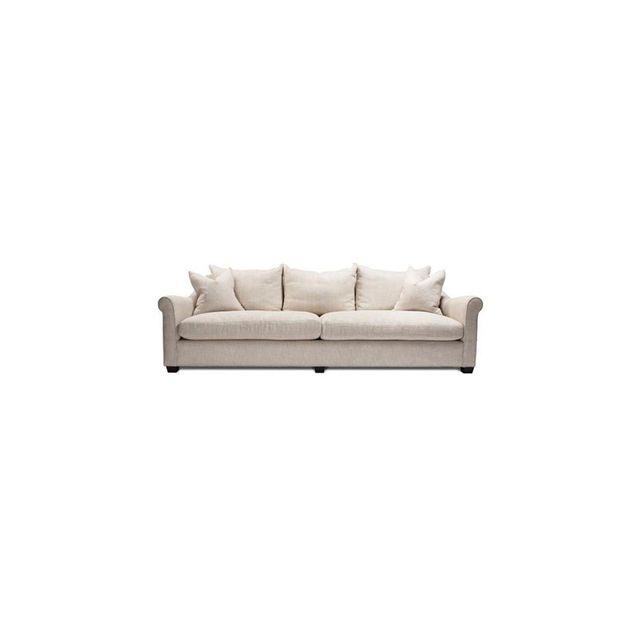Coco Republic Belgian Rolled Arm Sofa