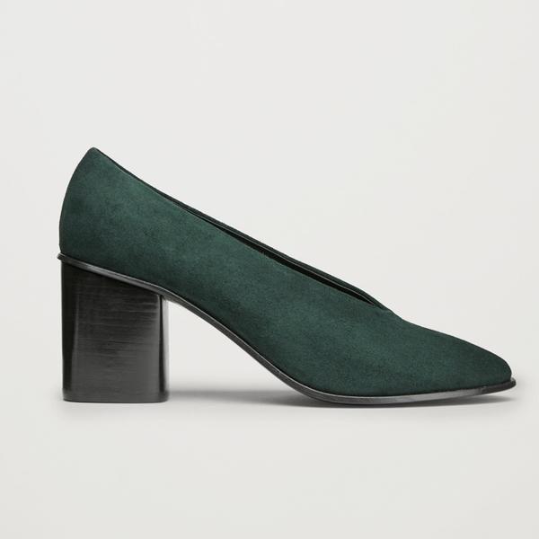 V-Neck Shoe