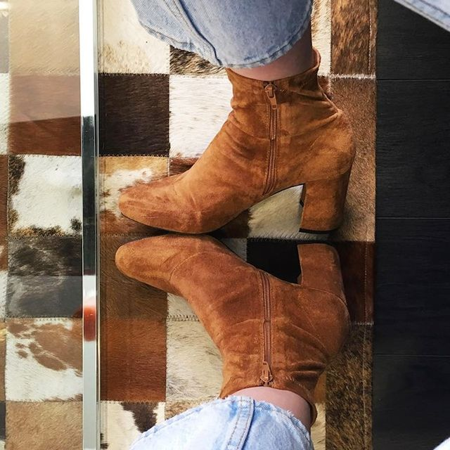 These $160 AnkleBootsAre Insanely Good