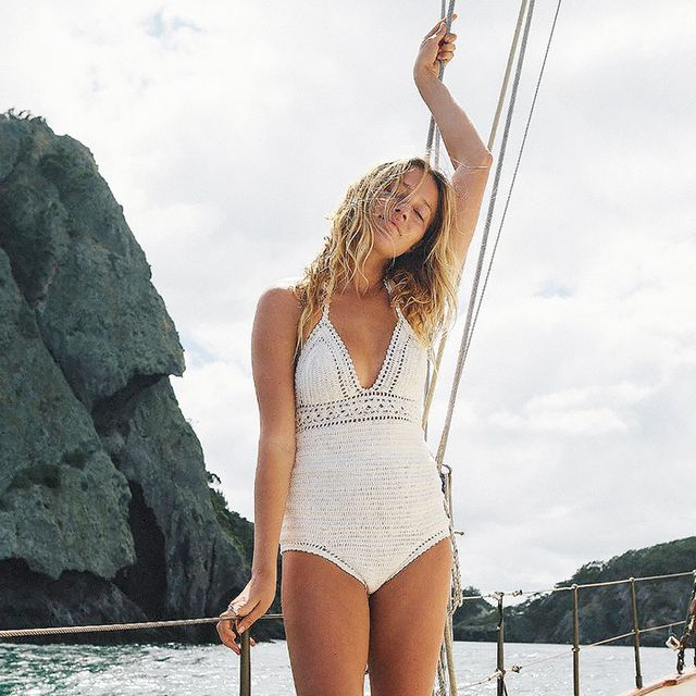 This Is the Most Stylish Swimsuit Style of the Summer