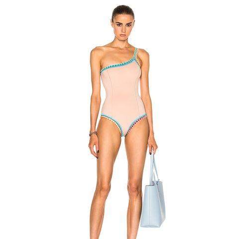 Lina One Shoulder Swimsuit