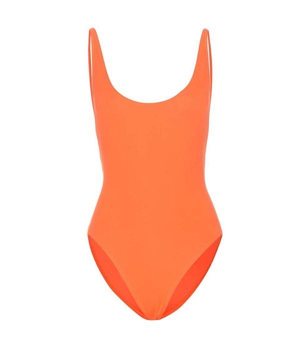 Proenza Schouler Jersey Swimsuit