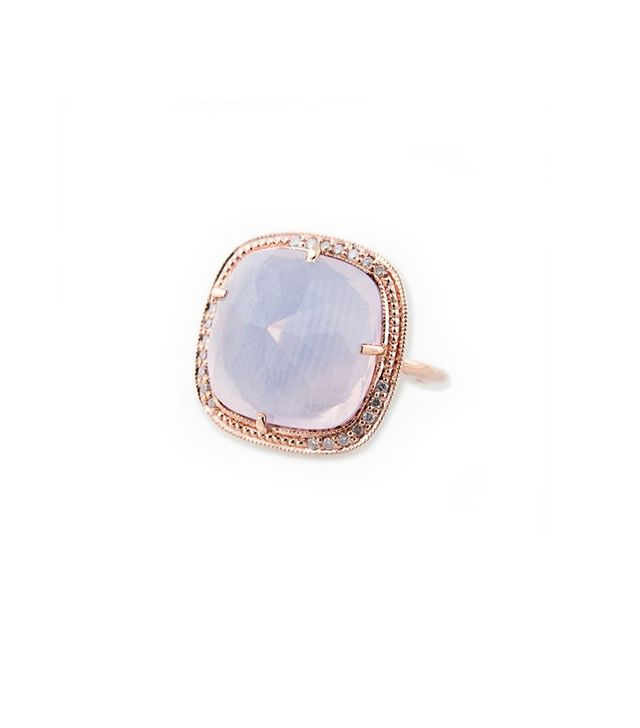 Jacquie Aiche Lilac Quartz Ring