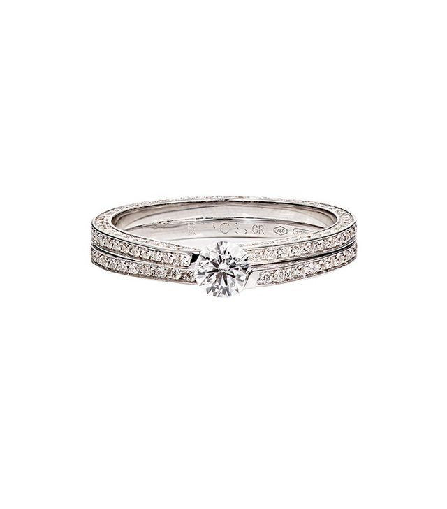 Repossi 2-Row Antifer Ring