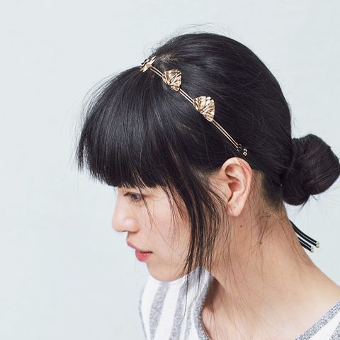 Bead Applique Hairband