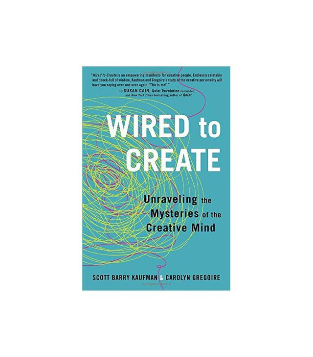 Scott Barry Kaufman Wired to Create
