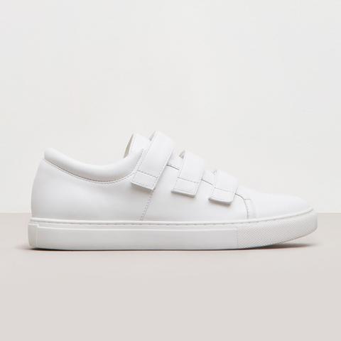 Kingvel Velcro Strap Sneakers