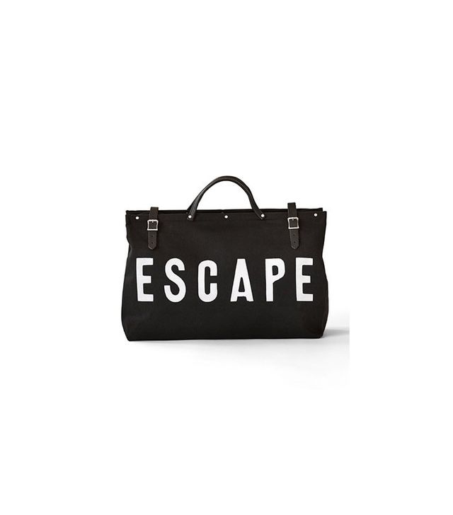 Forest Bound Escape Canvas Bag