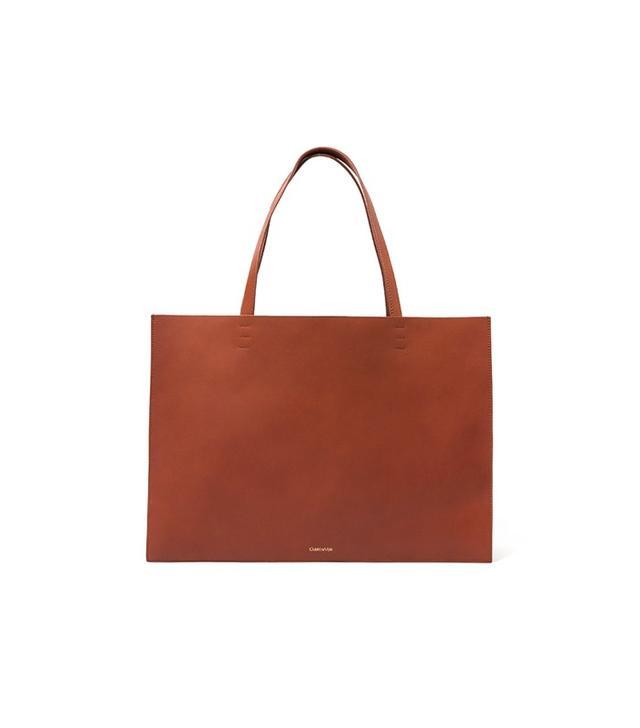 Cuero&Mør Tote Bag in Cognac