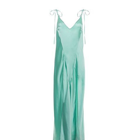 Mint Green Marisa Slip Dress