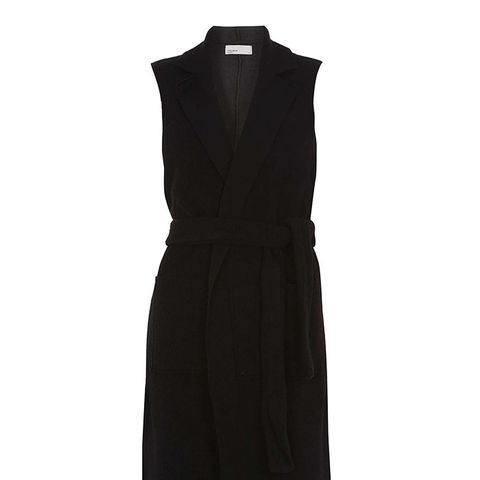 Vero Moda Black Waistcoat