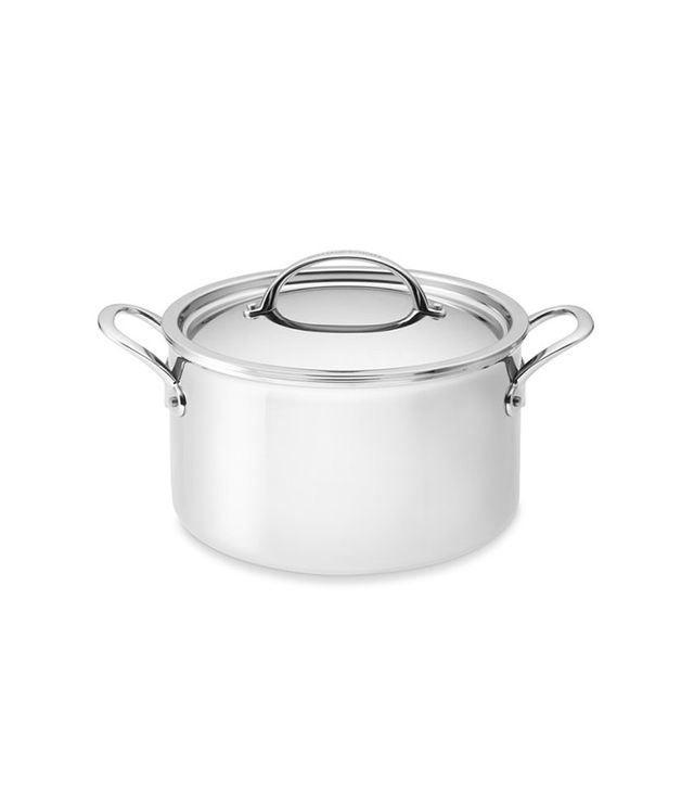 Wolf Thermo-Clad™ Stainless-Steel Stock Pot