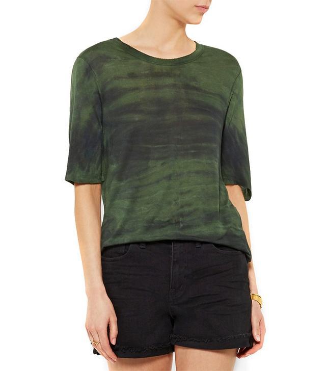 Raquel Allegra Tie-Dyed T-Shirt