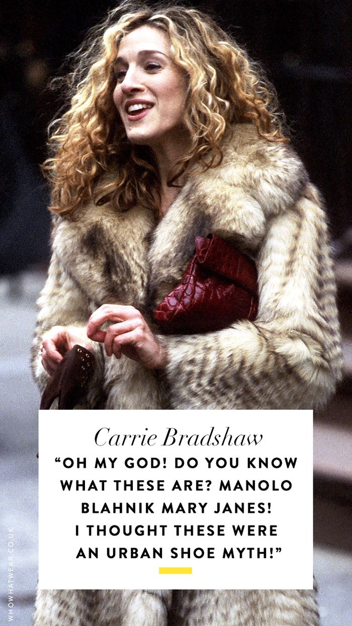 Sex and the city quotes: Carrie Bradshaw