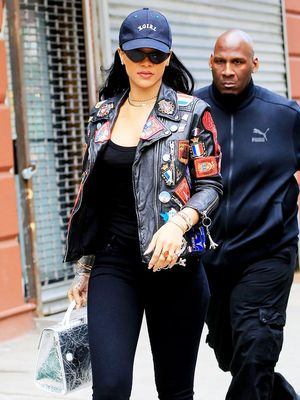 Rihanna Has the Boots Every Céline Obsessive Is Already After