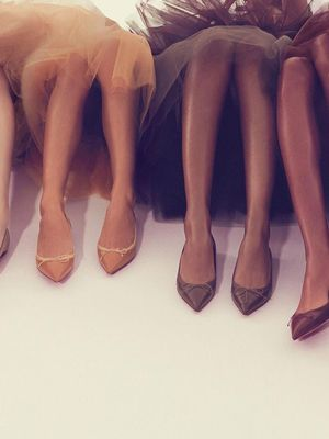 Christian Louboutin Created a Nude Shoe for Every Skin Colour
