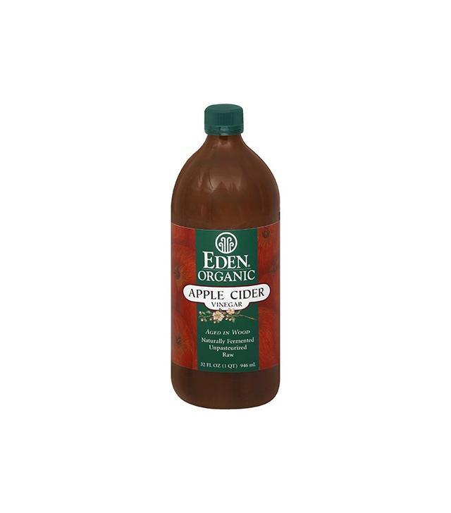 Eden Organic Raw Unpasteurized Apple Cider Vinegar