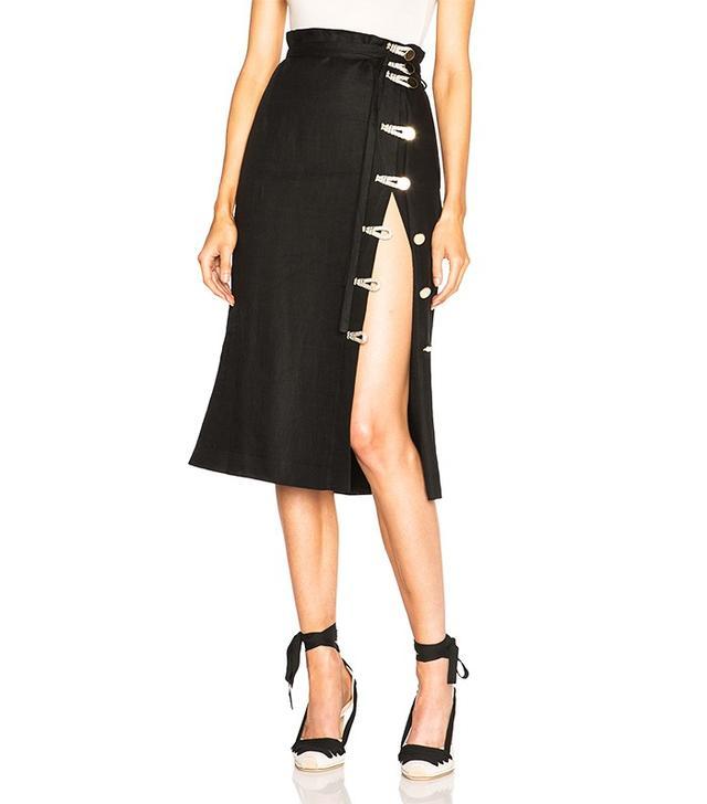 Altuzarra Hiroki Lightweight Linen Skirt