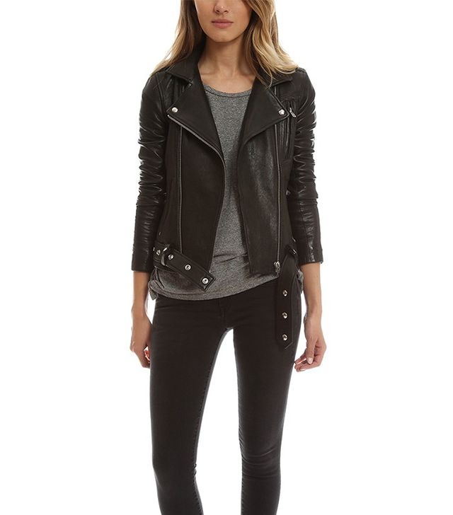 IRO Jamie Perfecto Leather Jacket