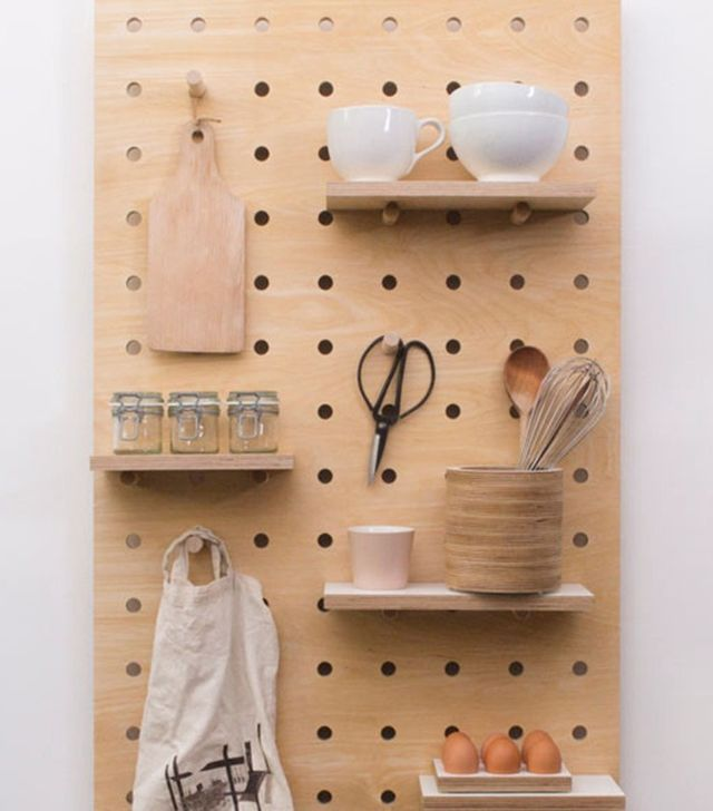 Holly's House Small Peg It All Pegboard