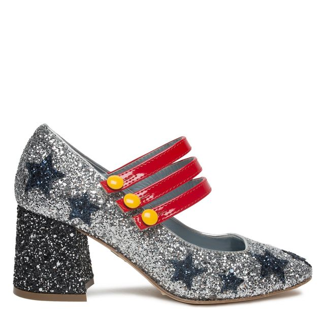 Chiara Ferragni Collection Stars Mary Janes