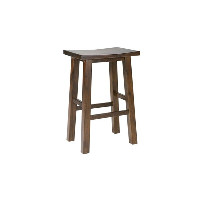 Freedom Mao Bar Stool in Chocolate