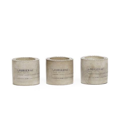 Votive Concrete Sliding Box Candles