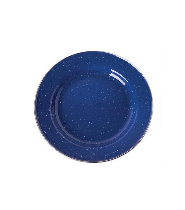 Stansport Enamel Dinner Plate