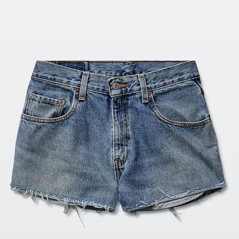 Vintage Cutoff Short