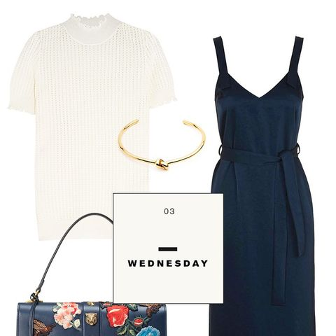 What You Should Wear to Work This Week: An Outfit a Day
