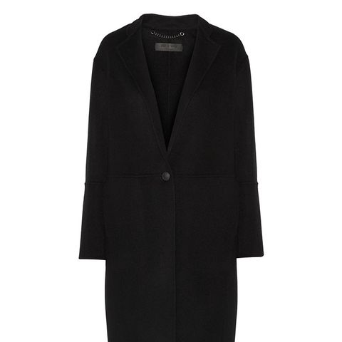 Marina Felted Wool Coat