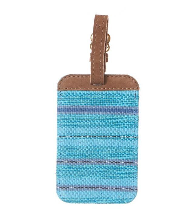 The Little Market Malibu Luggage Tag